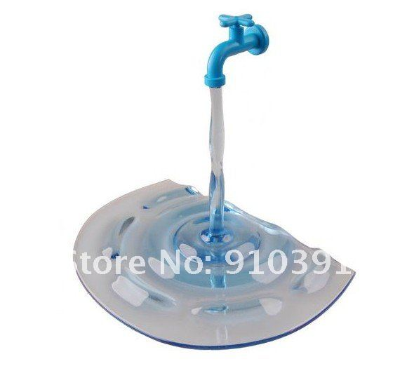 Free Shipping PDAS accessory,faucet flowing water stand for Tablet PC/PPC,tablets holder,accept dropship