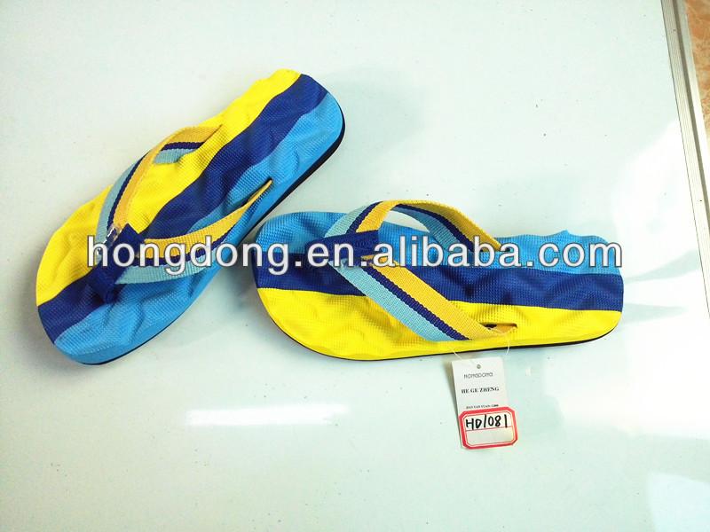 2015 nouveau design sandale d'été