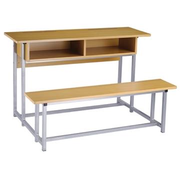 Double Deskschool Desk And Bench Buy