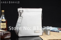 2012 Free Shipping New first class 100%Leather Bags For Men,men messenger bag