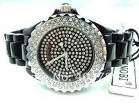 Наручные часы fashion full crystal Luxury Top Quality Stainless Steel Analog Quartz Watch w177