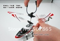 Free Shipping 3CH Radio Control Helicopter Gyro RC Helicopter Blue
