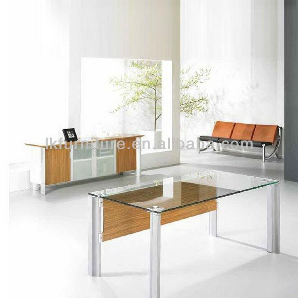 عالية الجودة زجاج وأثاث المكاتب في الطراز الحديث