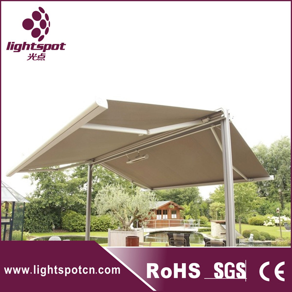 Terrace sunshade awning double stroller sun shade free - Pare soleil terrasse ...