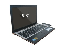 "ноутбук DHL Intel D2500 1.86GHz Dual-Core 2 thread 15.6"" Laptop Win7 Camera 2.0M HDMI DVD-RW"