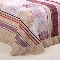 Постельные принадлежности Suede Cotton printed bedding, home textiles, thicker bedding