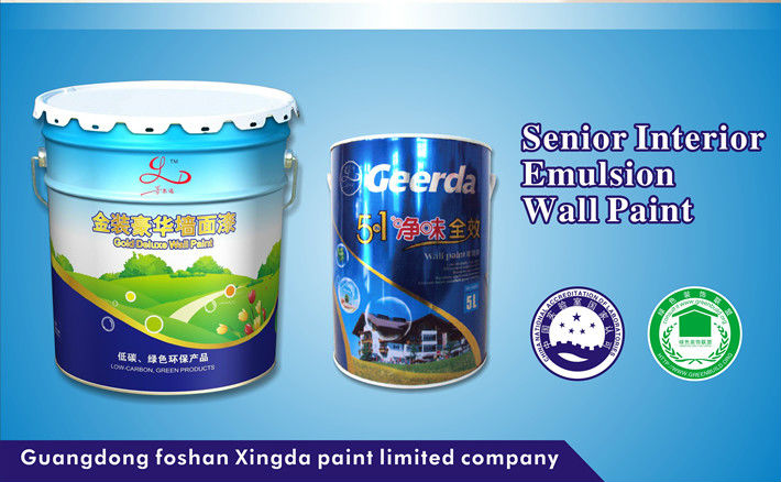 Geerda Luxury Interior Emulsion Wall Paint
