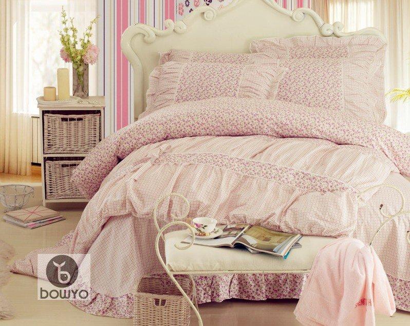 bedding sets quilt cover sheet comforter 4pcs lightweight