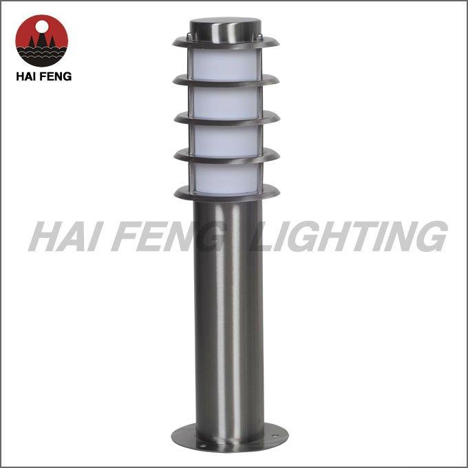 De aceroinoxidable de la luz del c sped externas de luz for Jardin de luz