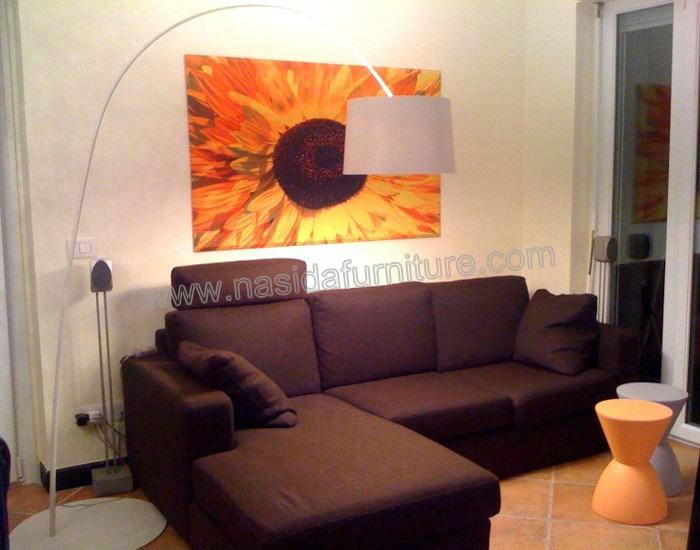 LP307 Replica White Foscarini Twiggy Terra Floor Lamp LP307