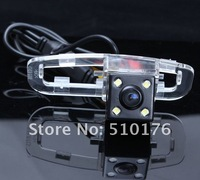 Система помощи при парковке ACCORD Camera Car Rear View Camera With 4 LED CCD Camera For ACCORD 2011-2012