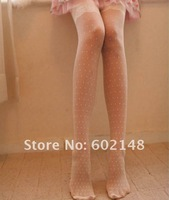 3pcs/lot Wholesale 2012 new fashion sexy lady's  Stocking lace Tights Pantyhose silk Leggings sock free shipping