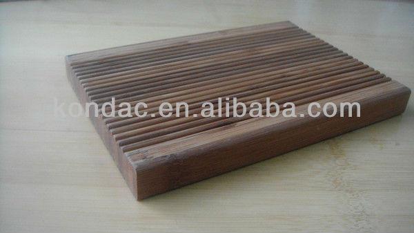 board waterproof outdoor bamboo decking natural deck flooring ideas