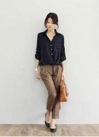 Женские блузки и Рубашки  1015