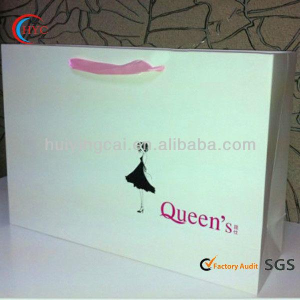 paper shopping bag supplier decoration handmade paper bag