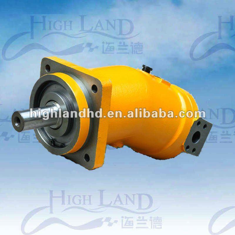 Rexroth hydraulic motor A2FM45/61W