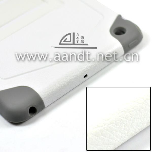 New listing foldable belt clip case for ipad mini