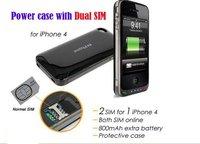 Зарядное устройство для мобильных телефонов 2Phone SIM iphone4 FM01
