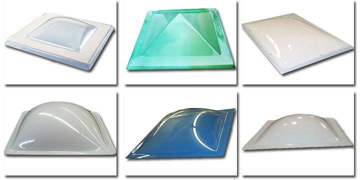 Custom Acrylic Dome Cover Made through Vacuum Forming