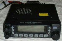 Рации YAESU FT-7800r мобильных приемопередатчиков