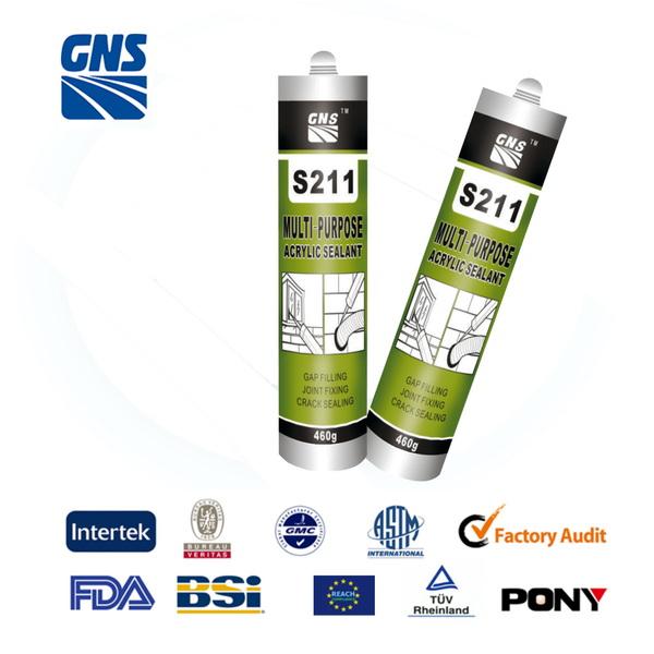 Acrylic paintable joint sealant