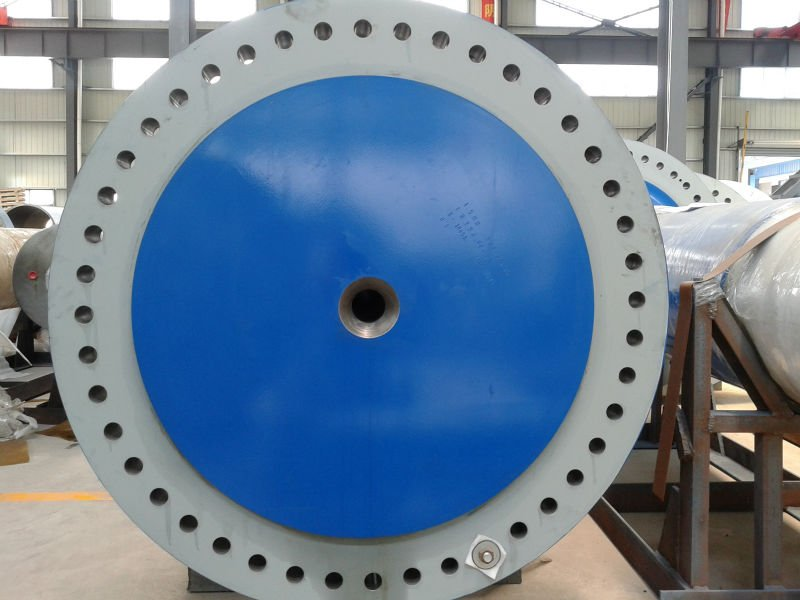 36CrNiMo4 high quality wind turbine Shaft