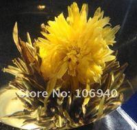 Вязаный чай 120pcs different blooming Flower Tea