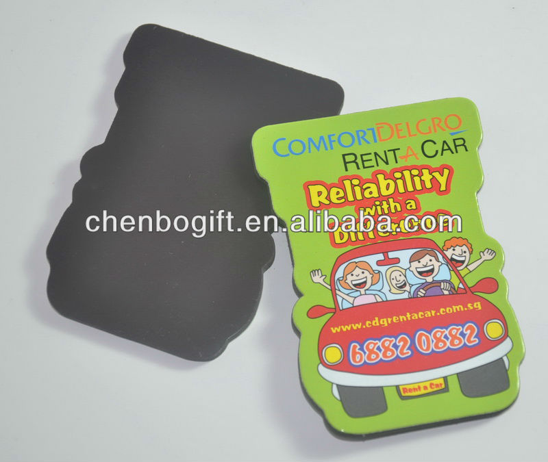 Customized eva magnets,3d paper fridge magnet,promotion eva refrigerator magnet
