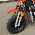 Special popular cargo 3-wheel motorcycle for carga