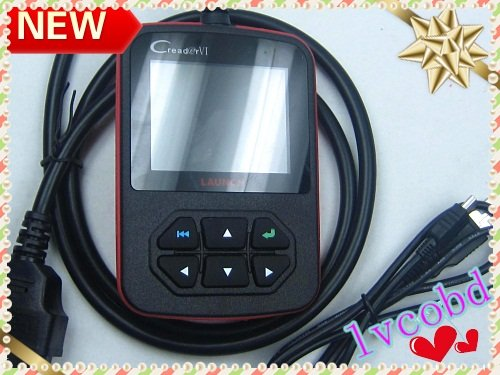 Hottest Sale OBD2 Scan Launch Creader Vi