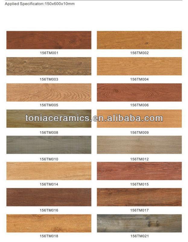 A 27 Nti Wood Non Slip Rustic Ceramic Floor Tile 156tm044