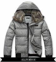 Мужской пуховик ALLFORYOU! Men's cotton coat, Heavy jacket, Causal thick coat, Outwear men's wear, Winter greatcoat EMY370