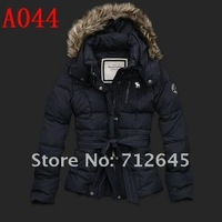 Женские пуховики, Куртки 2012 Top Quality Brand New Women's Down & Parkas Down Coat&Jacket Down Hoodies&Outerwear Size S, M, L/#A011