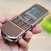 Мобильный телефон Cheapest unlocked China 8800 russian keyboard cell phone one sim card