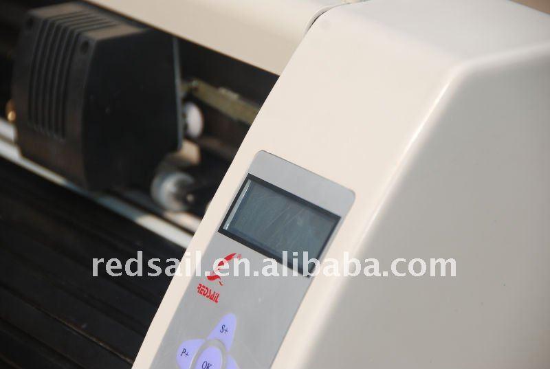 redsail plotter LCD