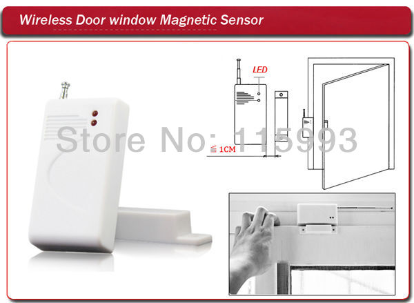 Door-window-Magnetic-Sensor