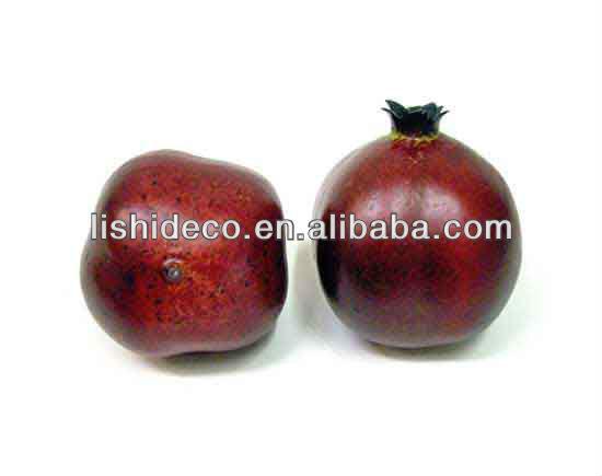 Artificial Fruit Wholesale Pomegranate