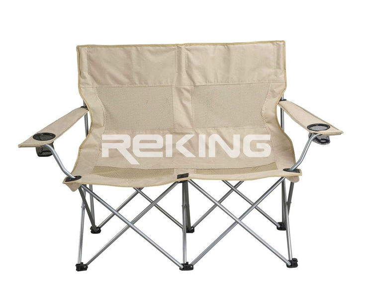 double seat camping chairs buy double seat chair double. Black Bedroom Furniture Sets. Home Design Ideas