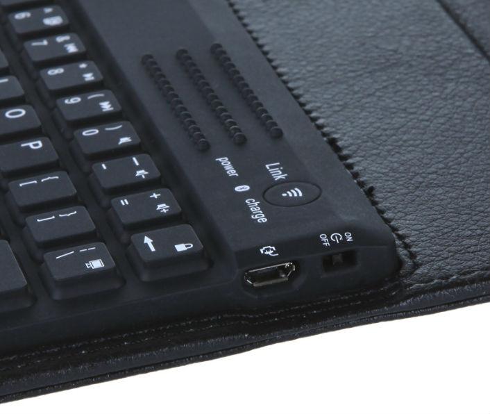 CE FCC Rohs bluetooth keyboard for ipad mini
