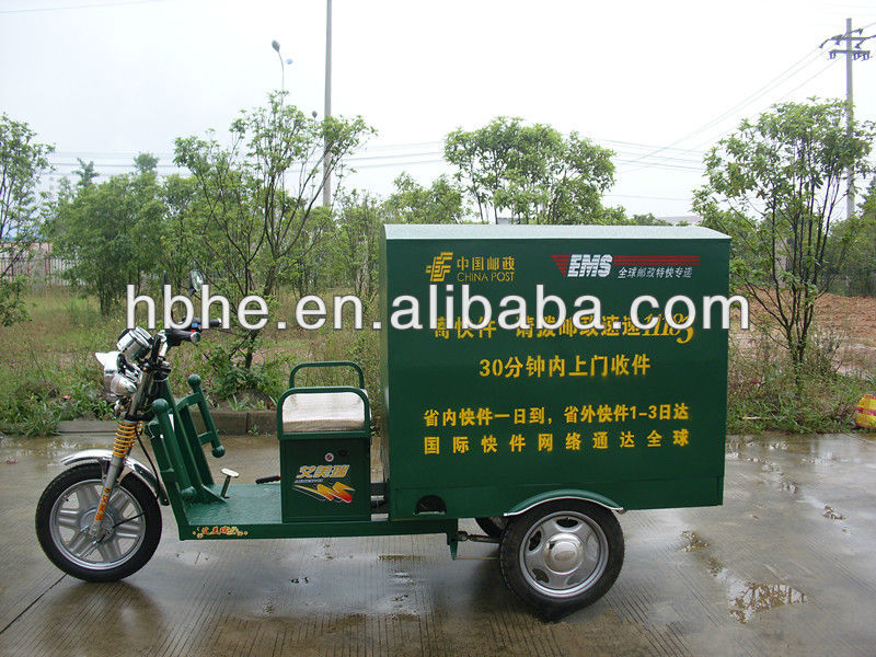 High Quality Motorized Tricycle EMS