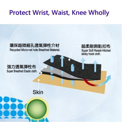 (04007) Sports Wrist Support