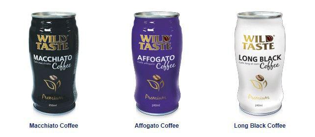 Long Black Coffee Drink