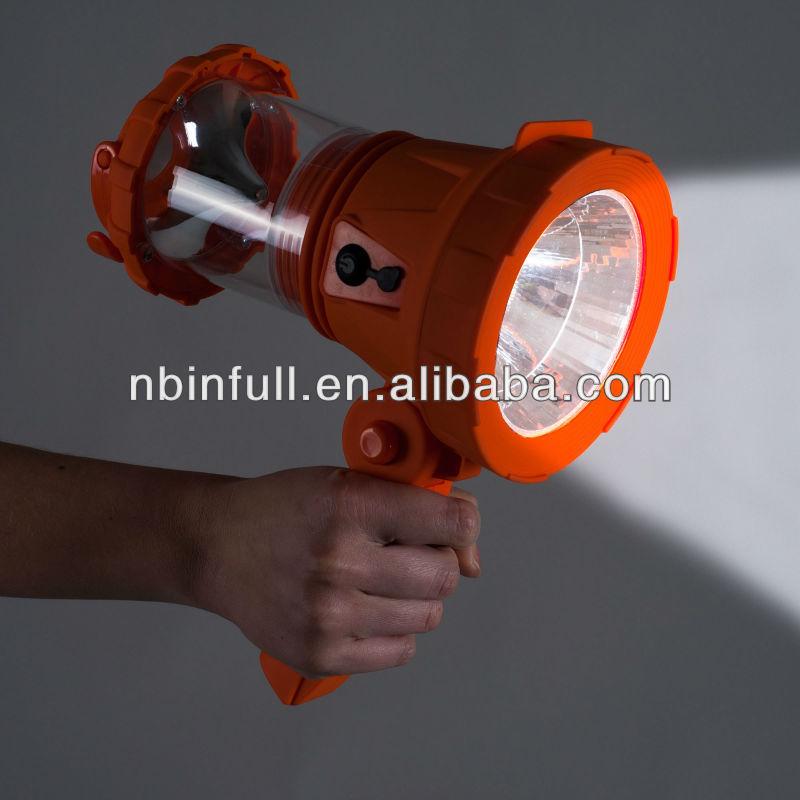 15 LED 2 in 1Camping Lantern