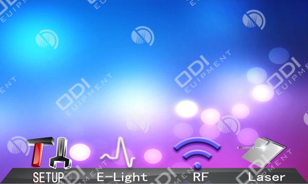 Toppest OPT SHR IPL + 9HZ Laser + RF Multi Beauty Machine