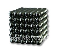 Неокубы, Кубики-Рубика Best Selling! size: 5mm Neo cube 216pcs/set with box/Buckyballs, Neocube, Magnetic Balls/ color:black