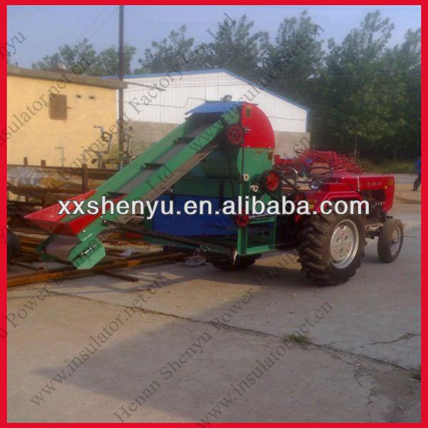SY-850 type corn tearing machine, corn sheller