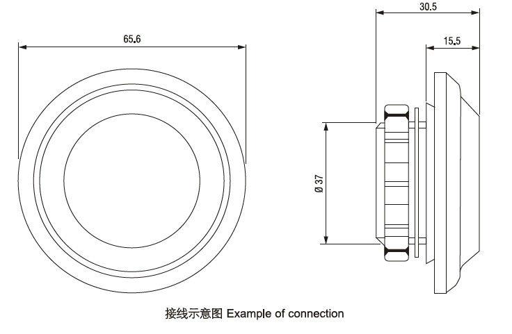 2013 New Pressure Compensation Device DA 084
