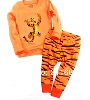 Пижамы и Халаты для мальчиков 1st Baby Mall] 6sets baby girls/boys pajamas Cotton long sleeves kids pyjamas Baby sleeping clothes M-PJW-001
