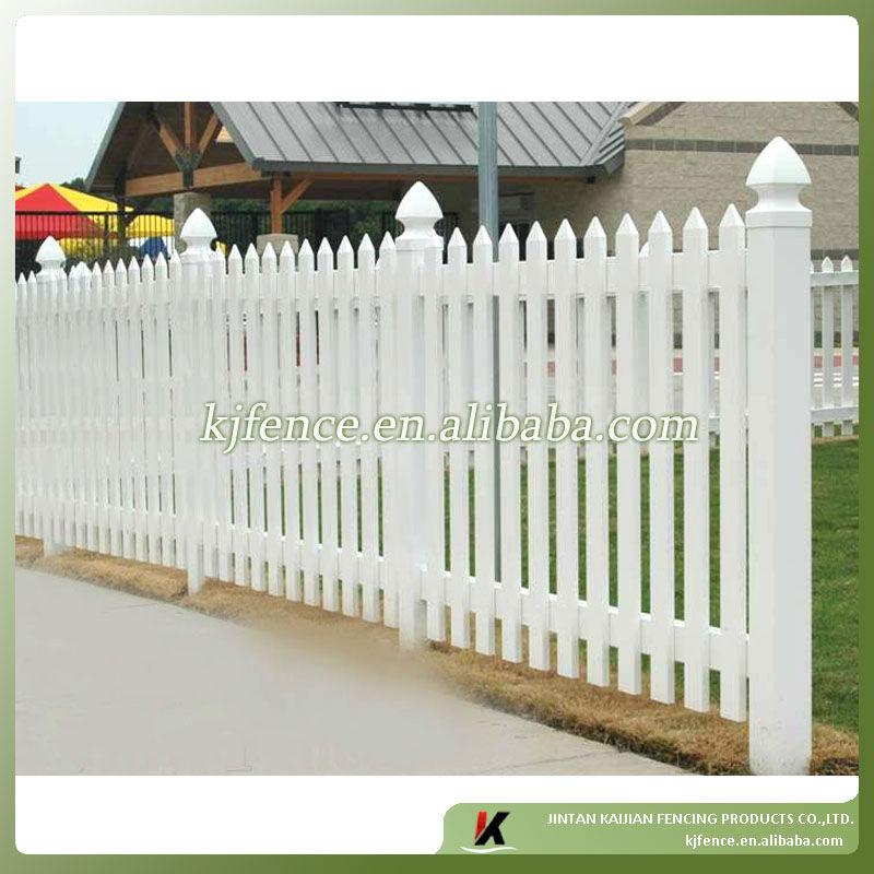Pvc blanc cl ture cl tures treillis et portails id de for Portillon jardin pvc blanc