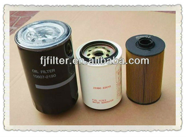 High Quanlity Auto Car Parts Lubrication System Oil filter 2654408